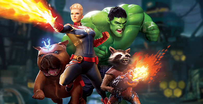 D23: Oculus Teams Up With Disney To Announce 'Marvel Powers United VR' For Rift
