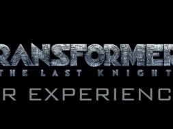 Transformers The Last Knight VR Experience