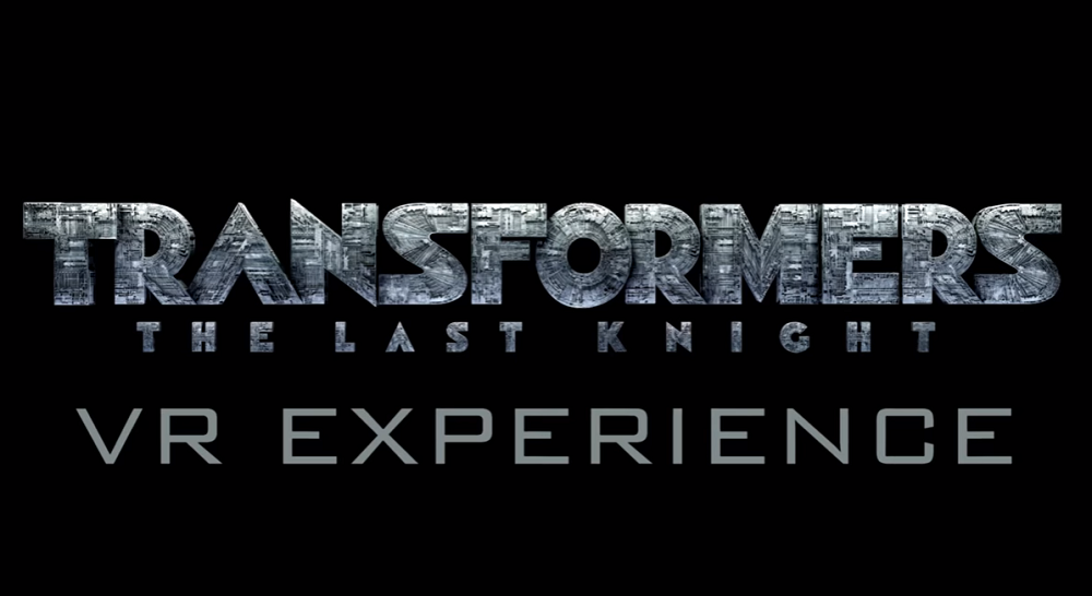 IMAX VR Offers New Experience With Transformers: The Last Knight