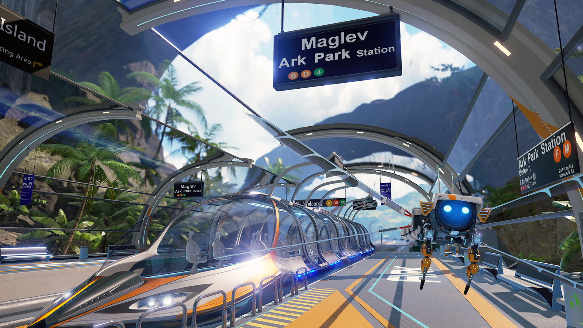Ark Park Brings The Idea Of Jurassic Park To Life In A Whole New Way