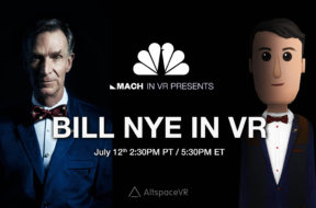 bill nye the science guy altspacevr