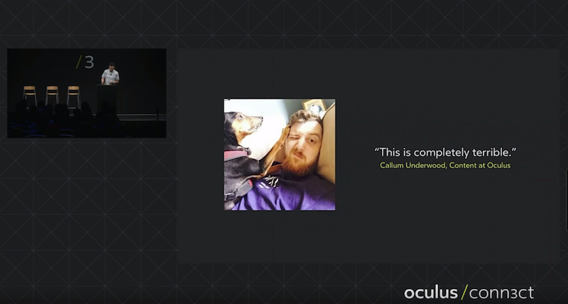 Senior Developer Strategy Callum Underwood Leaves Oculus