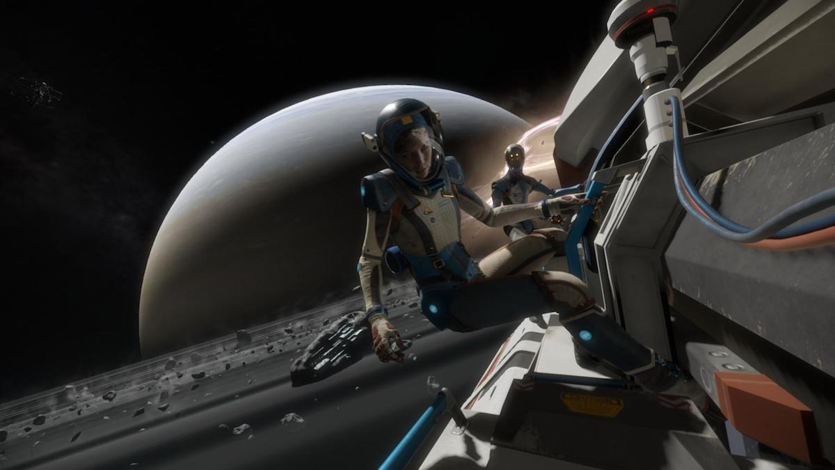 Review: Lone Echo Will Take Your Breath Away