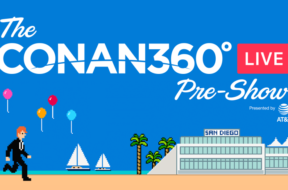 conan360 live pre-show