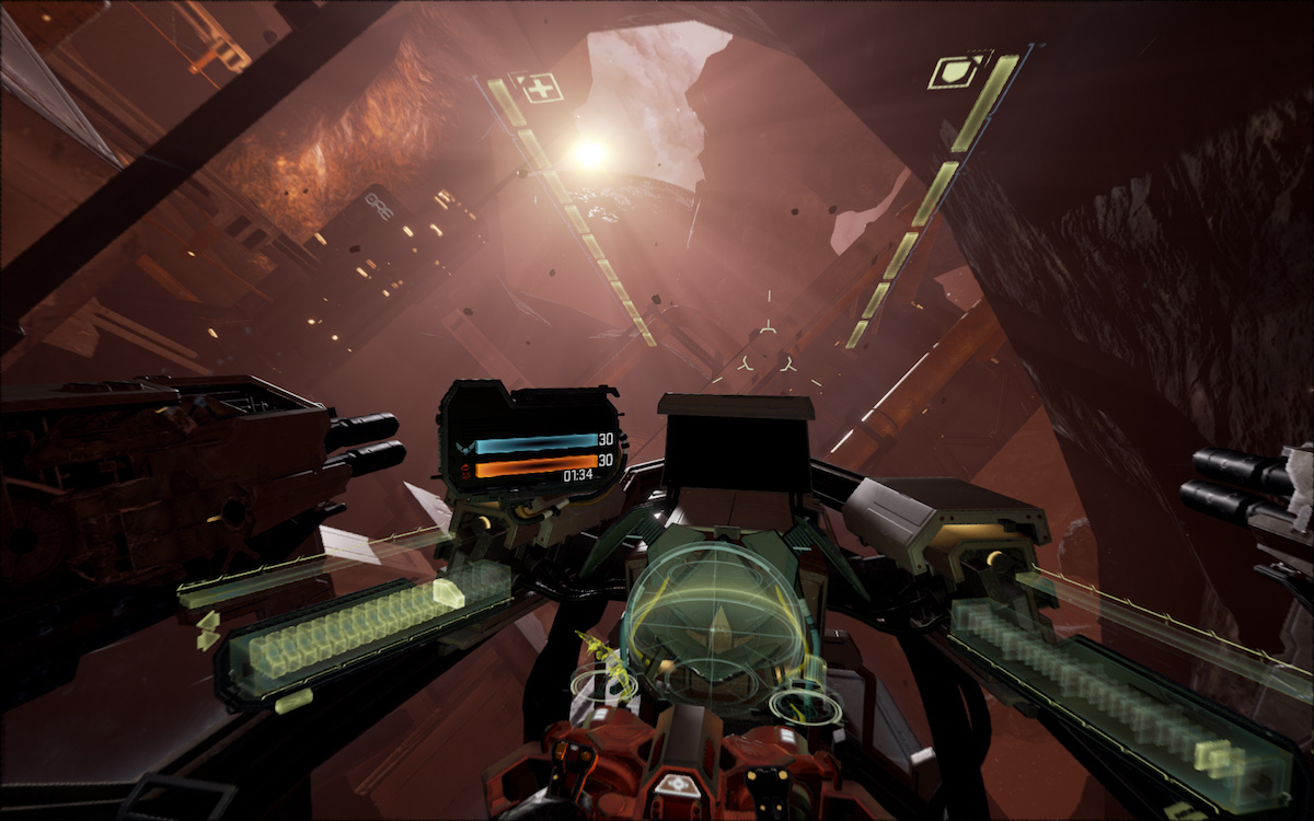 New Updates By GeForce Improves Image Quality In EVE: Valkyrie