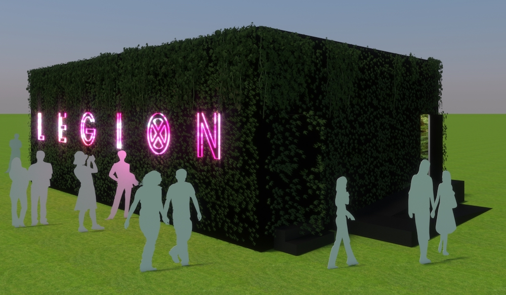 San Diego Comic Con: FX Brings 'Legion' To life With An Immersive Mixed Reality Experience