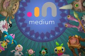 oculus medium studio share feature