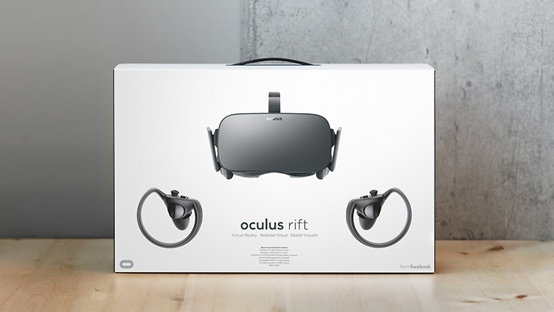 Oculus Might Be Sold Out Of Their Rift + Touch Bundle That's On Currently On Sale