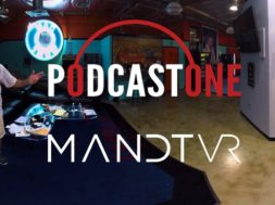 podcastone with mandtvr