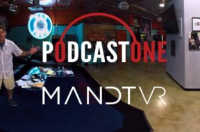 podcastone with mandtvr