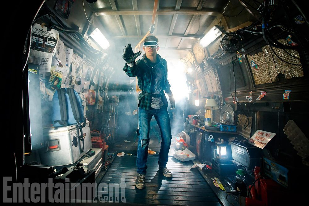 Ready Player One Makes Its First Appearance With This Picture