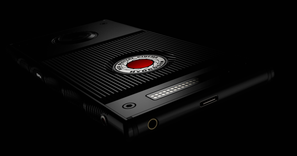 """RED Camera Company Announces Hydrogen One """"The World's First Holographic Media Machine"""""""