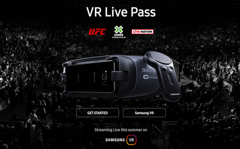 Watch: Samsung Gear Live Pass Takes You To X-Games Minneapolis