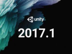 unity 2017-1