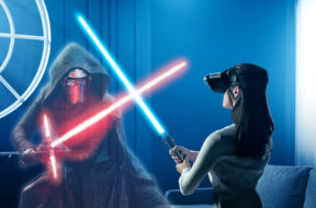 Star Wars Jedi Challenges AR Experience