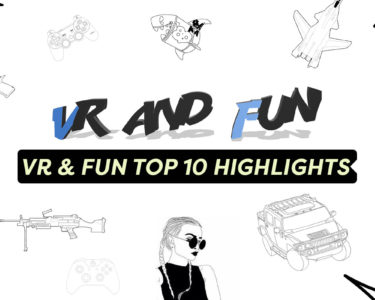 VR & FUN Top 10 Plays