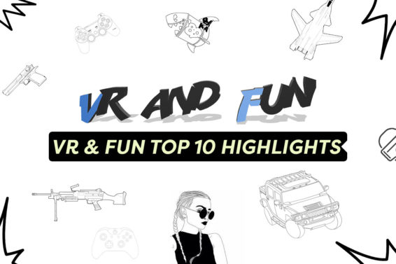 VR & FUN Top 10 Plays