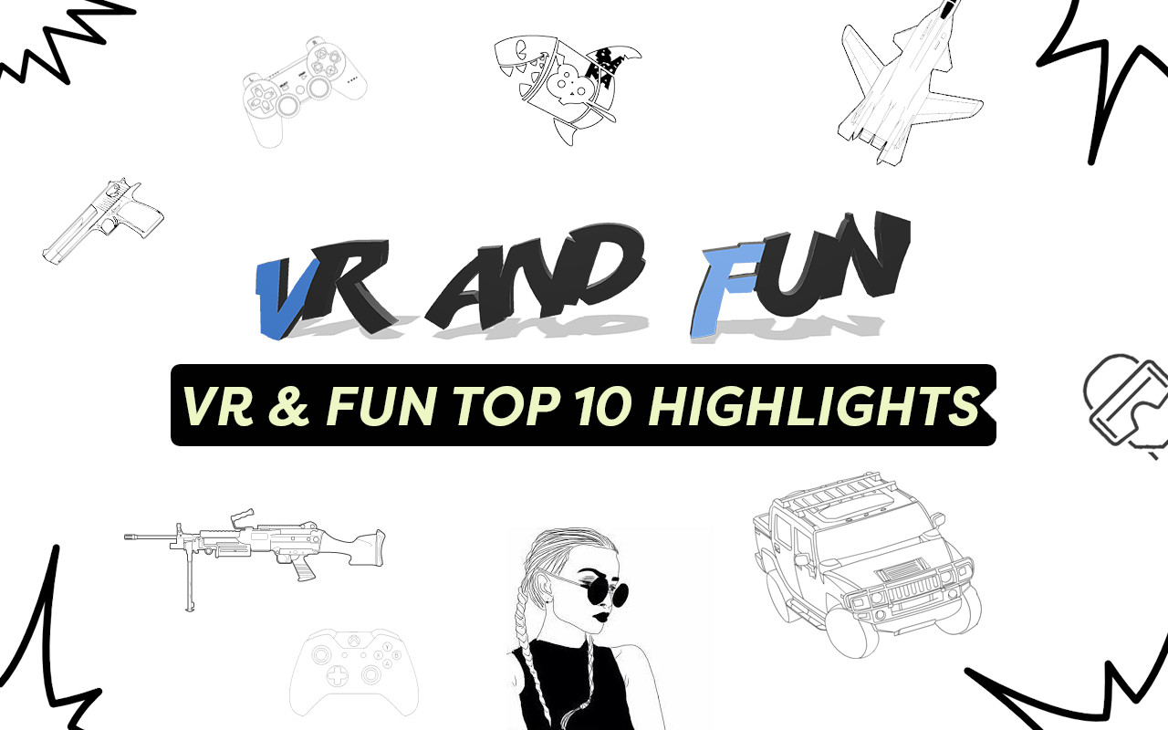 Announcement: VR & FUN Top 10 Plays – Submit Your Highlights Today!
