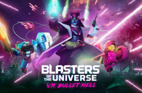 blasters of the universe vr game