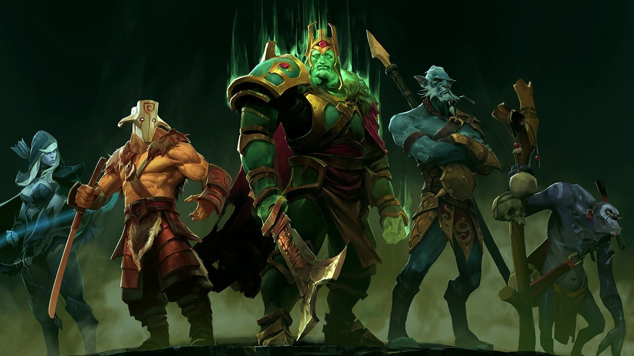 Livestream In VR: Dota 2 International Championship $24 Million Prize Pool