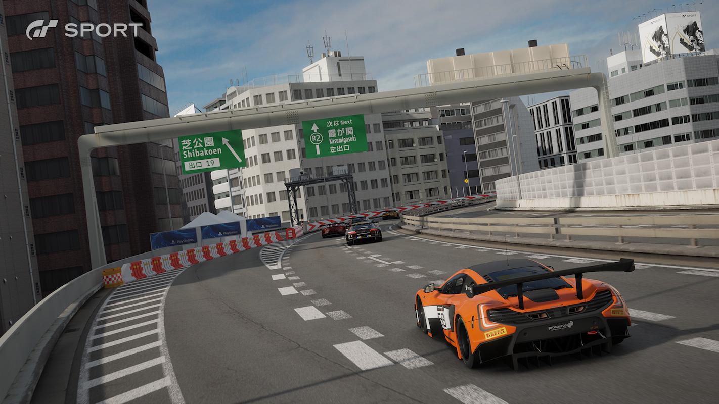 Watch: Gran Turismo Sport PSVR Trailer