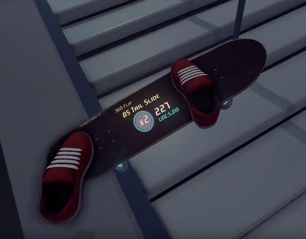 Meet The Tony Hawk Skate Game Of VR