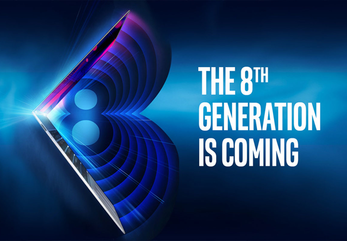 Intel Set To Reveal Its 8th Gen Core Processors On August 21st