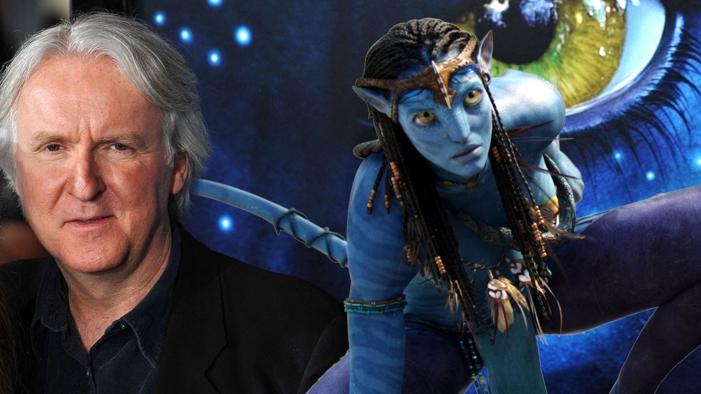 James Cameron: Let's Make Movies In True VR