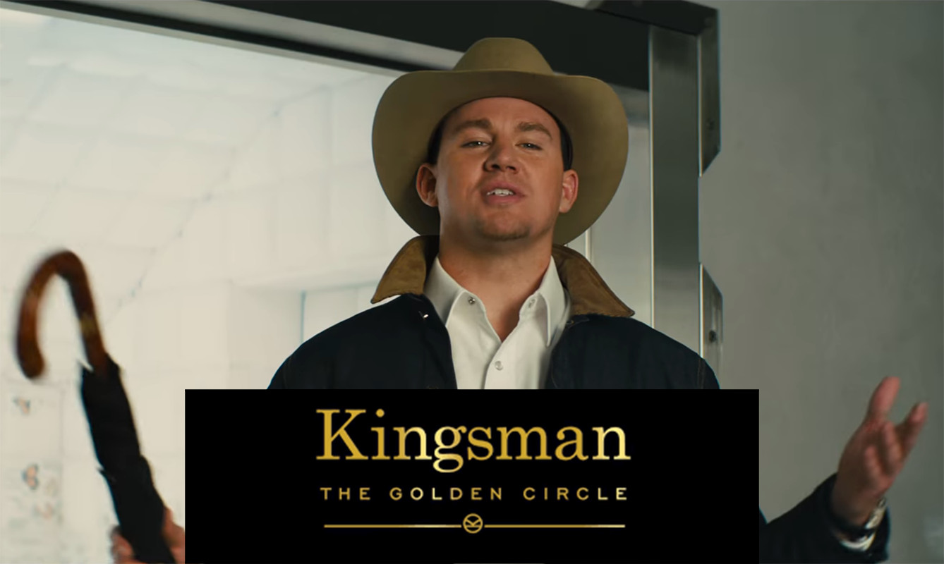 Kingsman: The Golden Circle Will Be Featured In 270-Degree ScreenX Format