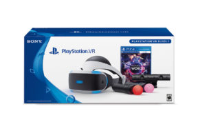 playstation VR (PSVR) bundle