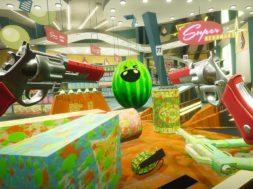 shooty fruity vr game by ndreams
