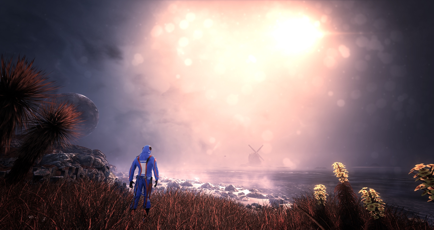 The Solus Project Now Available On PSVR