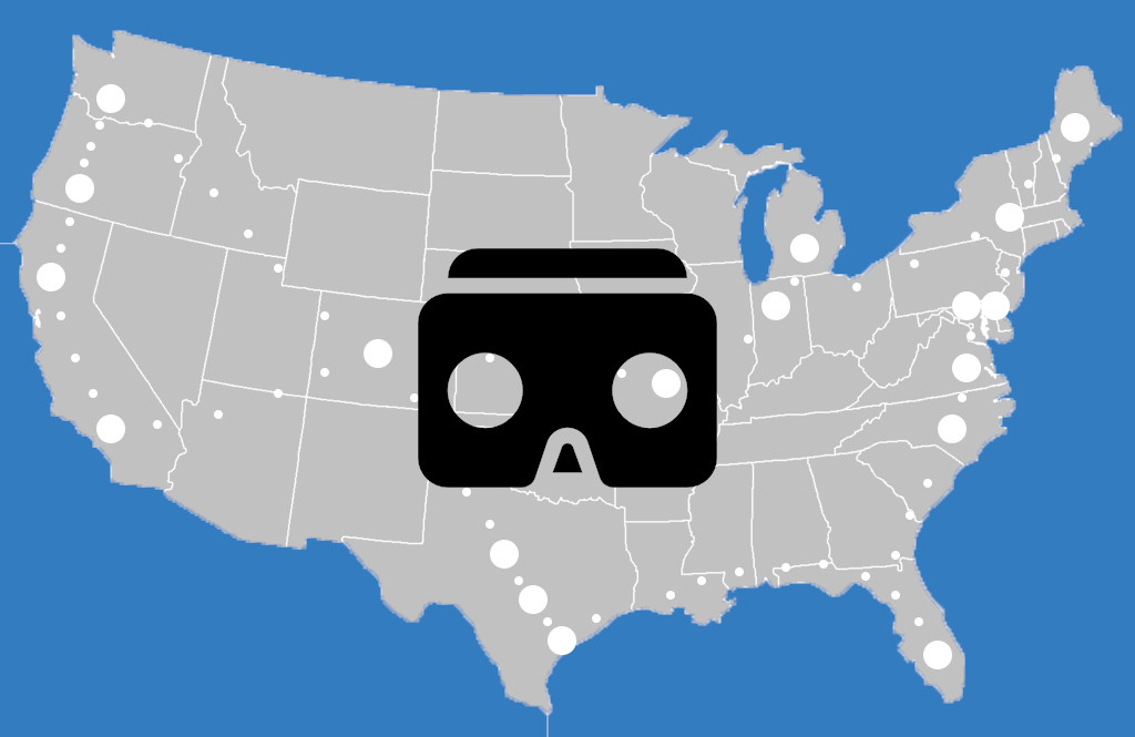 Official: Top VR Companies In Each State