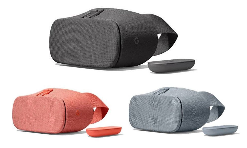 Leaked: New Google Daydream View VR Headsets