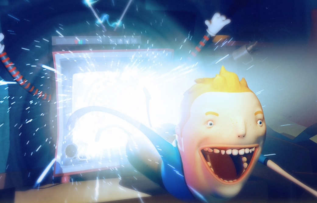 RAD TV Is A Chaotic Version Of Mario Party In VR