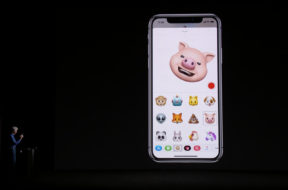 apple animoji