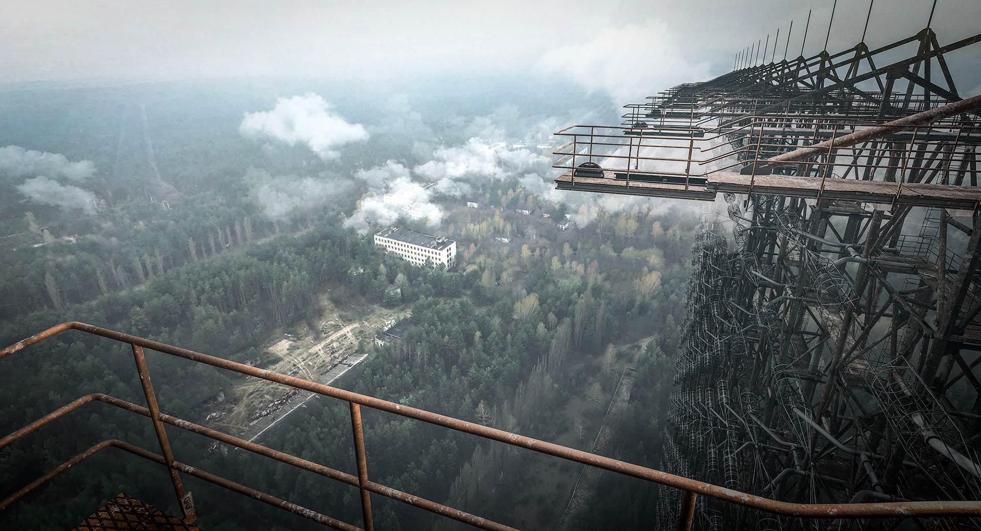 Chernobyl VR Project Releases On PSVR
