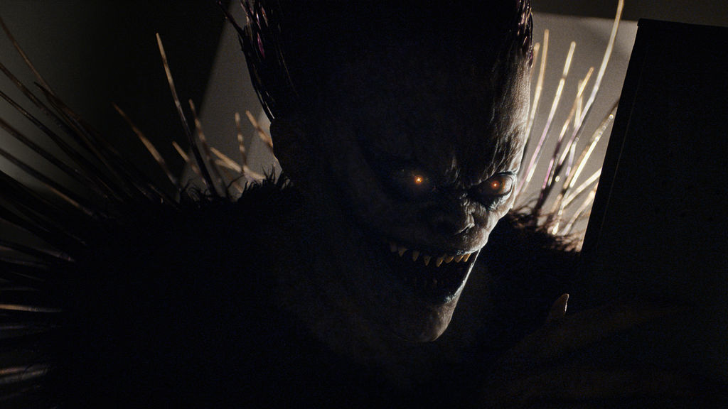 Netflix Releases 'Death Note The VR Experience'