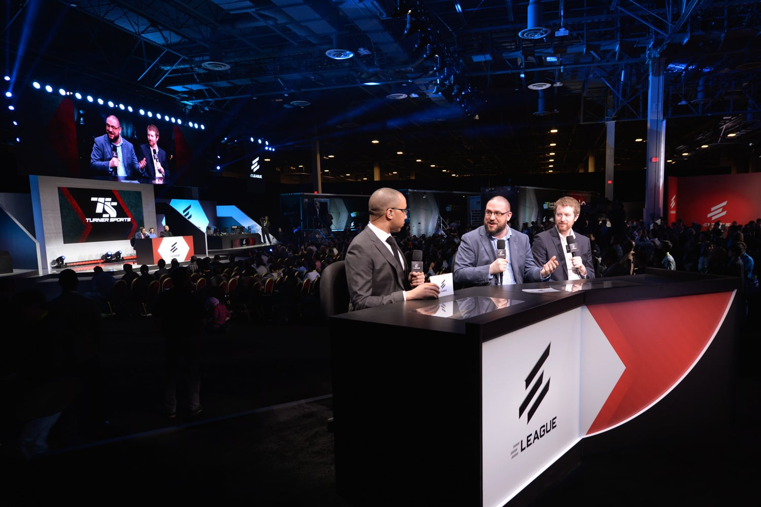 ELEAGUE Teams Up With Sliver.tv To Feature VR Broadcasting And Streaming