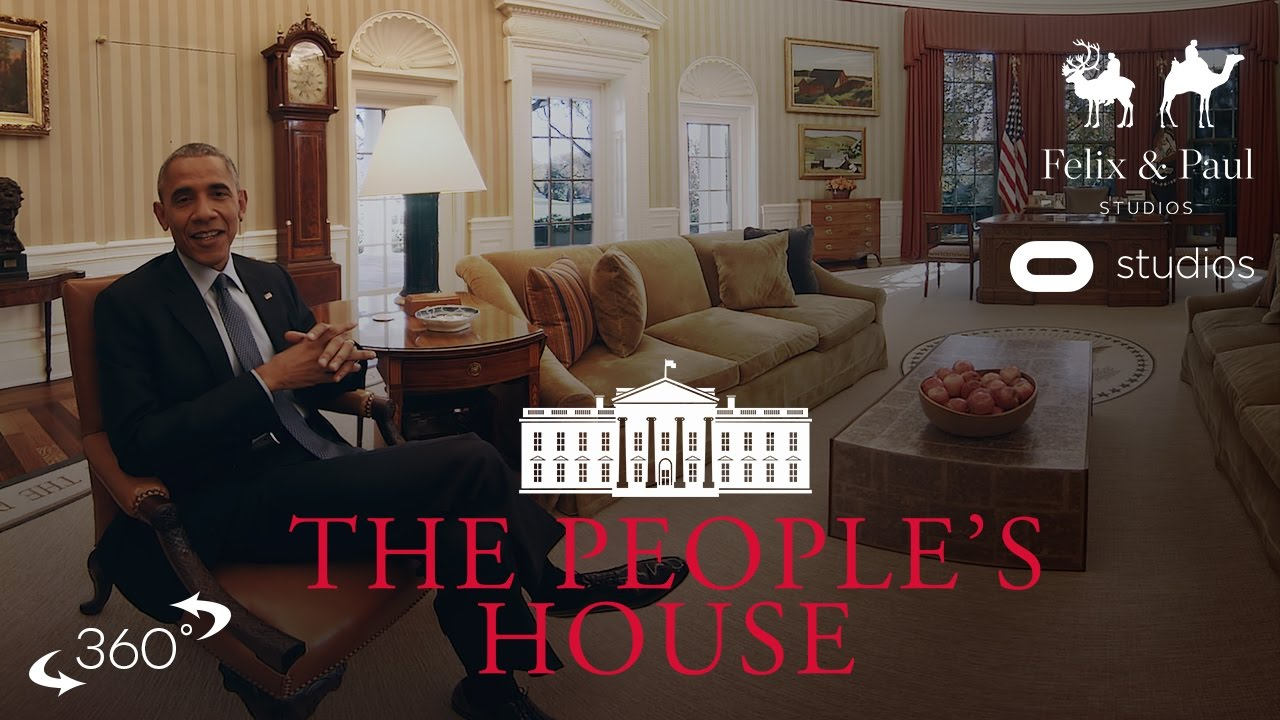 Felix & Paul's The People's House: Inside the White House with Barack and Michelle Obama Wins An Emmy Award