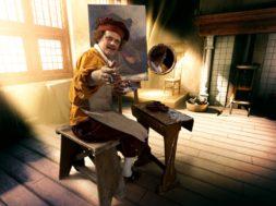 meeting rembrandt