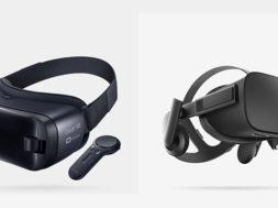 oculus rift and gear vr
