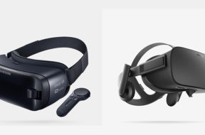 oculus rift and gear vr