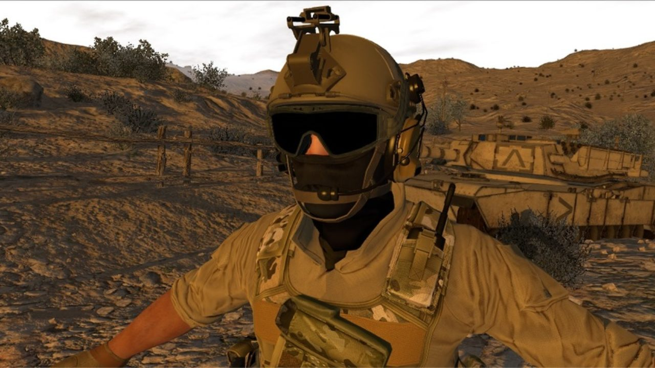 The Online FPS Multiplayer VR Game Onward Is Now Available