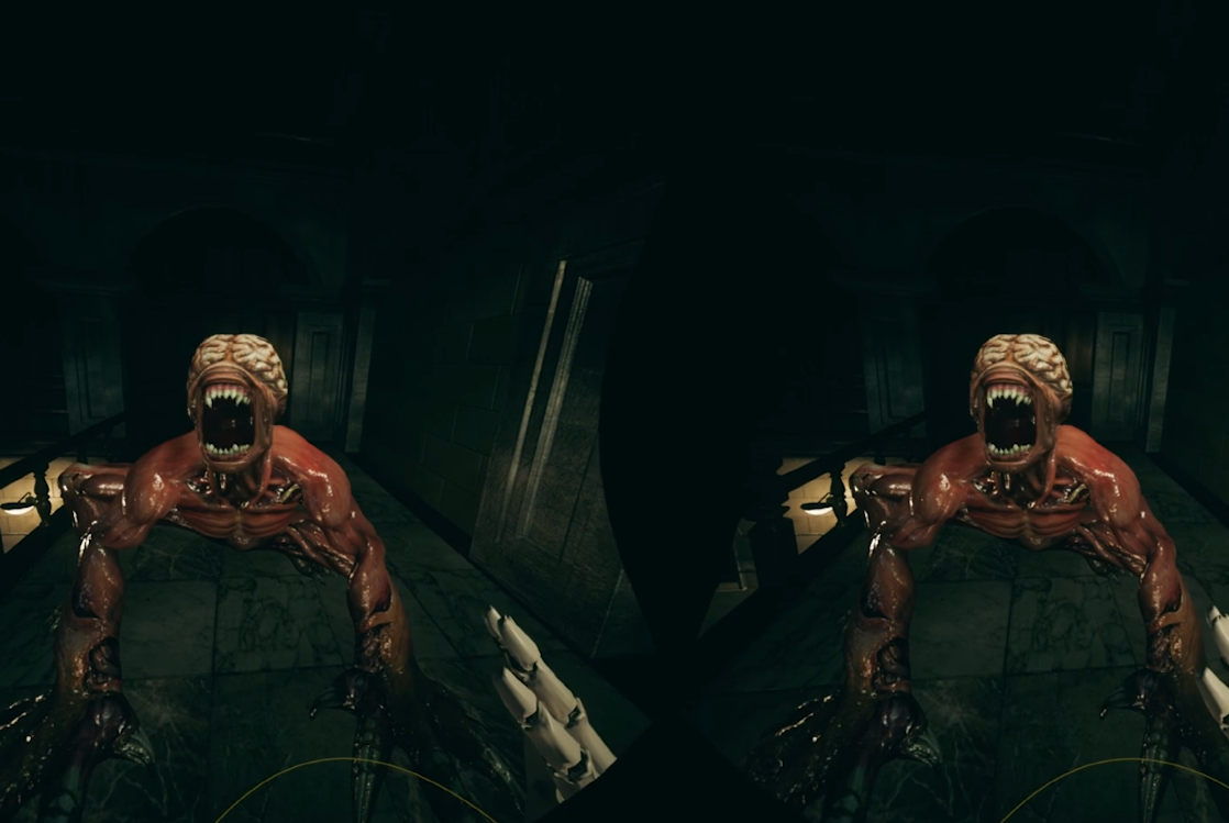 Fan Remakes Resident Evil 2 In VR