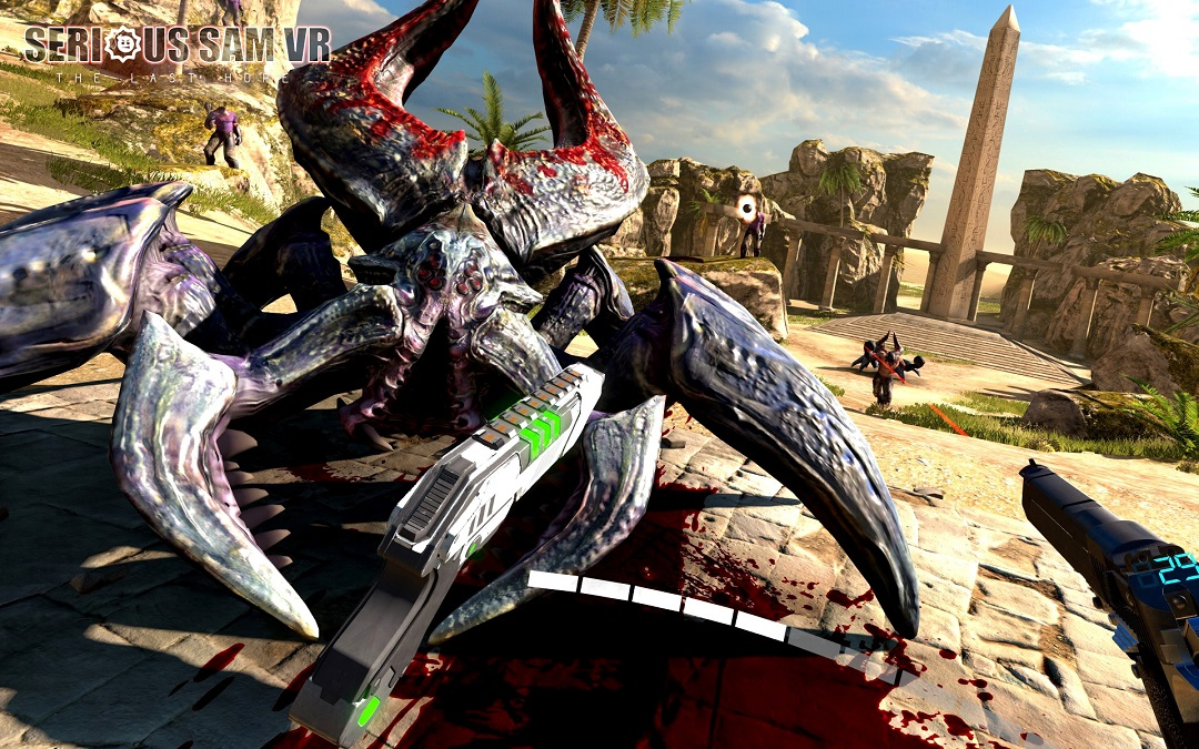 Huge Sale On PC And VR Games Including Serious Sam And Gorn