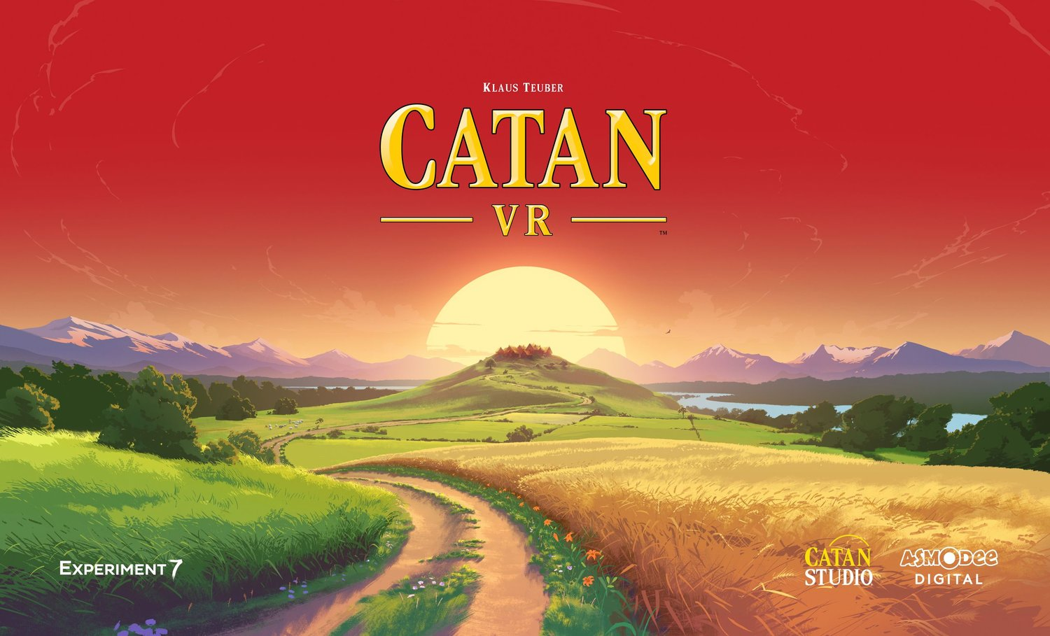 Settlers Of Catan VR Game Coming To Oculus Rift