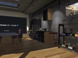 steamvr home update