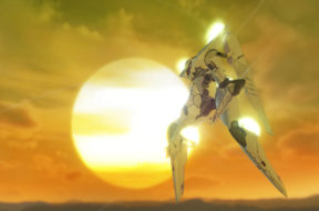 zone of the enders 2 anubis mars