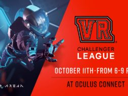 VR esports challenger league at oc4